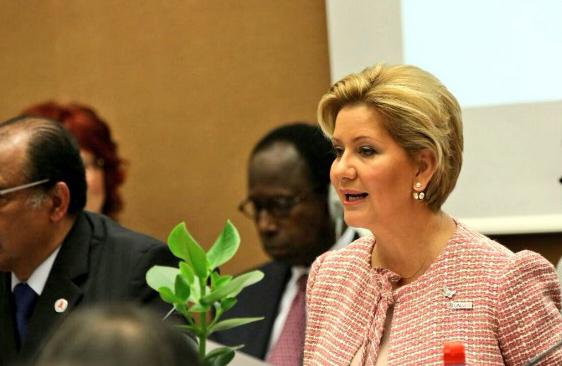 Primera Dama reafirmará el compromiso de Panamá para poner fin a la epidemia del VIH/SIDA