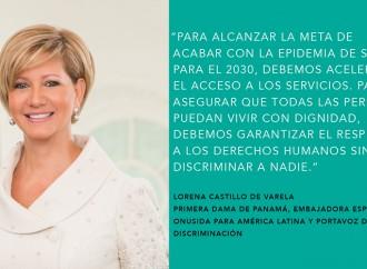 Panamá lidera panel en evento paralelo a la Asamblea Mundial de la Salud sobre empoderamiento de mujeres contra el VIH