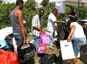 Comunidad de Chilibre participa en programa de reciclaje con su primer Punto Limpio