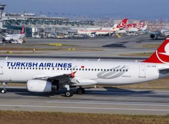 3 Vuelos semanales con capacidad de 250 pasajeros, será la nueva ruta Panamá – Estambul de Turkish Airlines