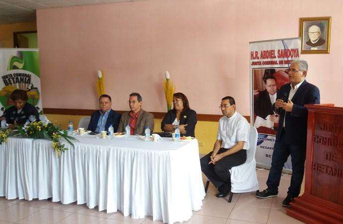 Corregimiento de Betania celebra sus 56 aniversario de fundación