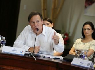 Presidente Varela aboga ante SICA por mayor integración en materia de seguridad