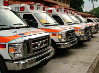 A un precio base de B/. 24 millones la CSS licitó arrendamiento de 97 ambulancias por un lapso de 4 años