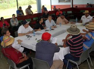Reunión sobre Barro Blanco logra acuerdos en materia social, cultural y ambiental
