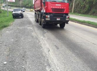 MOP licitará construcción de línea adicional para tránsito de camiones en la subida de vía Centenario