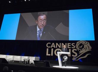 Secretario Genaral de la ONU demanda apoyo de la industria publicitaria en favor de los ODS