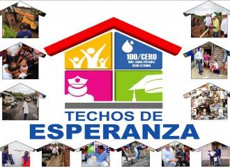 Programa Techos de Esperanza continua brindando bienestar a las familias panameñas