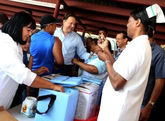 Comisión de Salud confirma llegada al país de 300 mil vacunas contra la influenza