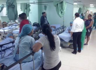 CSS lleva a cabo jornada de operaciones de las amígdalas y adenoides en Panamá Oeste