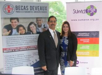 Fundación Deveaux y Sumarse firman convenio de colaboración