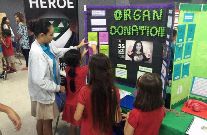 Niños toman acción ante problemática ambiental y social