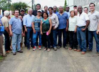 Comunidad participa en reuniones sobre mejoras del cauce del Río Juan Díaz
