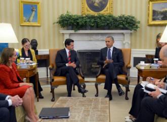 México y EEUU impulsan nueva agenda de cooperación