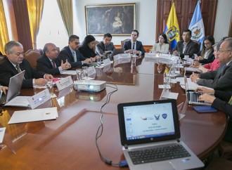 Ecuador y Guatemala estrechan relaciones bilaterales
