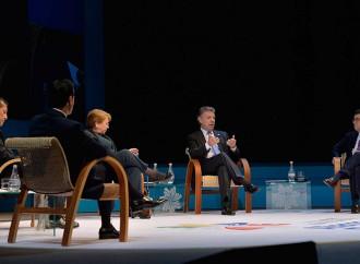 Presidente Santos agradece respaldo de países de la Alianza del Pacífico al proceso de paz