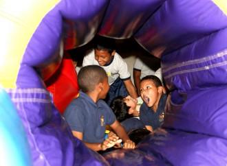 Arrancó con alegría el II Festival del Día del Niño y la Niña en Panamá