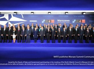 Comunicado de la Cumbre del Consejo del Atlántico Norte en Varsovia 2016