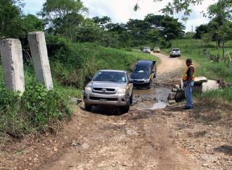 Para finales de mes el MOP realizará homologación para la construcción del Camino Carretera Panamericana – Puerto Lara