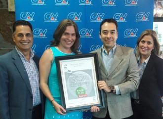 Cervecería Nacional, S.A., recibe Certificación Work & Life Balance Institute Panamá