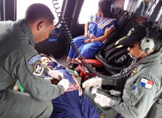 SENAN contabiliza en lo que va de año, 225 evacuaciones aeromédicas