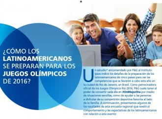 Los Latinoamericanos se alistan para disfrutar de las Olimpiadas 2016