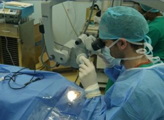 40 pacientes fueron beneficiados en jornada de Cirugías de Cataratas en Chiriquí