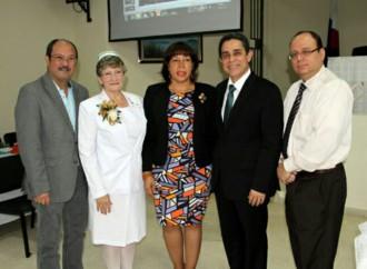 CSS rinde homenaje a la presidenta de la Asociación Nacional de Enfermeras de Panamá Mgter. Elidya Espinoza García