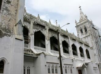 Catedral de Colón cuenta con recursos para concluir trabajos de restauración y remodelación