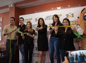SUBWAY® celebra y agradece a sus clientes a través de una promoción 2×1 en todo Panamá