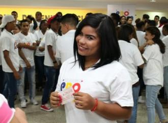 Egresados de colegios oficiales participan en jornadas de capacitación del proyecto Panamá Pro Joven
