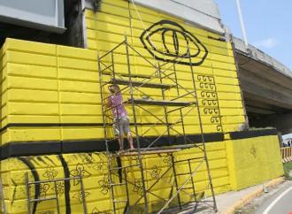 El Arte Urbano se incorpora como elemento para embellecer a la ciudad de Panamá