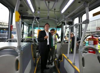Presidente anuncia nuevas medidas para mejorar sistema de transporte metropolitano