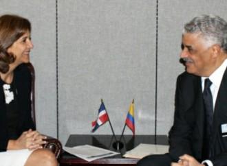 Cancilleres de Colombia y República Dominicana se reunieron en el marco de la Asamblea General de las Naciones Unidas