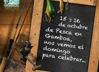 Gamboa Tarpon Clubanuncia su Torneo de Pesca para el mes de octubre