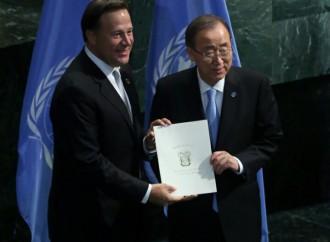 Panamá ratifica ante NU Acuerdo de París sobre Cambio Climático