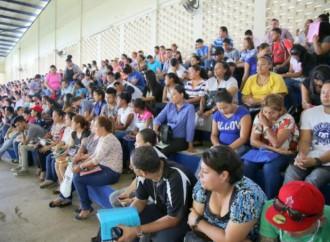 Participación de Mujeres fue del 65% en Feria de Empleo en La Chorrera