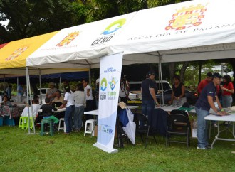 Gran Feria Familiar de Reciclaje en Betania