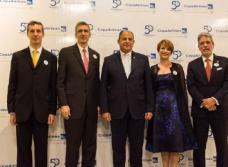 Copa Airlines celebra 50 años conectando la esencia de Costa Rica con Latinoamérica