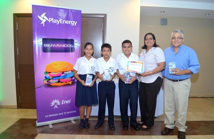 ENEL Green Power Panamá realiza la premiación del concurso Play Energy 2016