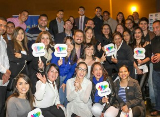 Jóvenes hondureños en Ecuador, representantes de Marca Honduras en Latinoamérica