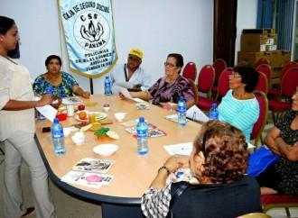 Pacientes que padecen diabetes participan en Taller de Nutrición en Arraiján