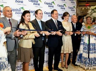 Capital Bank inaugura nueva casa matriz en Calle 50