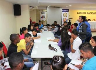 Bachilleres reciben capacitación para su inserción al mercado laboral a través de Panamá Pro Joven