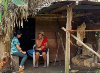 Programa Ángel Guardián avanza en Los Santos para mejorar la calidad de vida de las familias más vulnerables