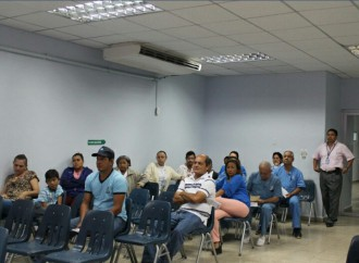 Pensionados, Jubilados y Tercera Edad participan en Seminario sobre Cesación Laboral