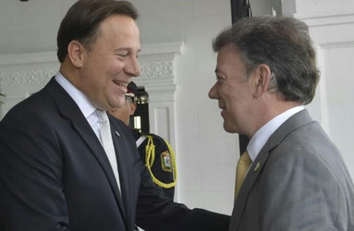Presidentes de Panamá y Colombia abordarán temas migratorios y de seguridad