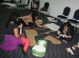 Docentes participan en seminario sobre enseñanza musical temprana a niños de 3 a 6 años de edad