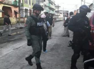 Fiscalía da captura a supuestos miembros de pandilla en Colón