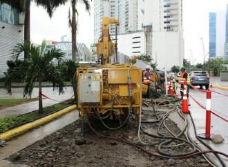 MOP avanza con trabajos de la línea de tubería pluvial en Punta Pacífica