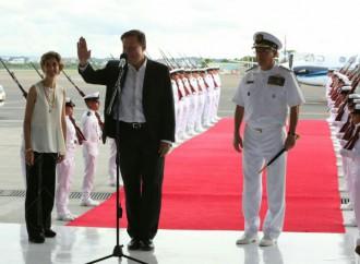 Presidente Varela participa en XXV Cumbre Iberoamericana en Cartagena